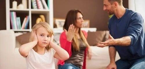 Pais que discordam sobre educação