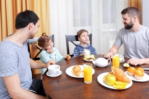 O poder dos momentos felizes em família