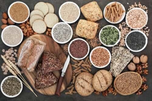 Vantagens e desvantagens dos cereais integrais para crianças