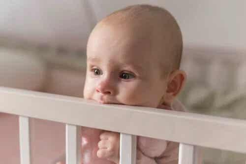 A dentição afeta o sono das crianças?