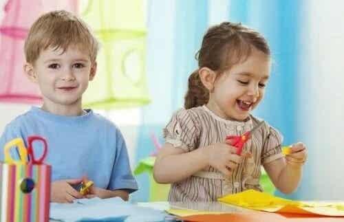 Desenvolvimento da identidade sexual da criança