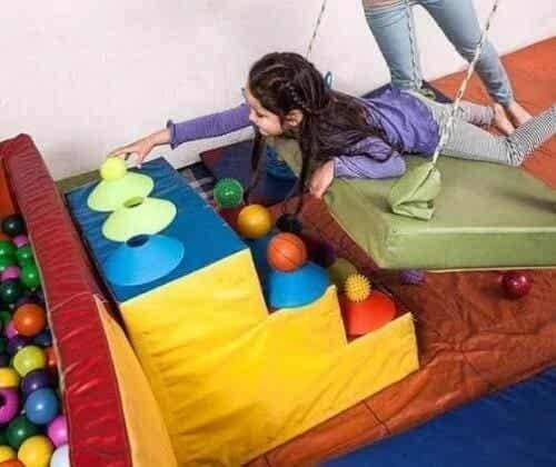 O importante papel da fisioterapia infantil