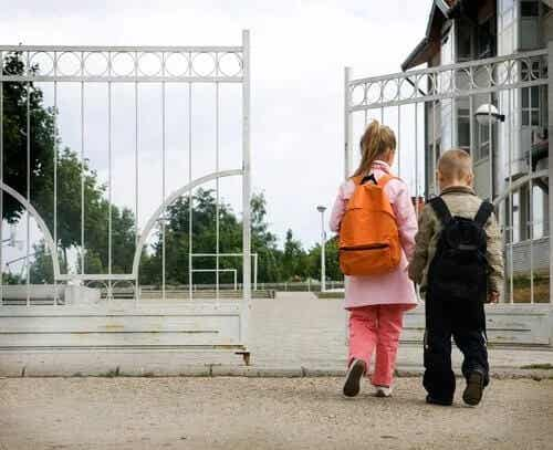 8 erros dos pais nos primeiros dias de aula
