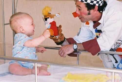 Como lidar com a hospitalização do seu filho