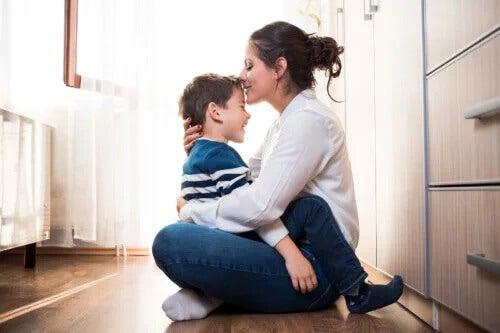 Uma criação conectada é o segredo das famílias felizes