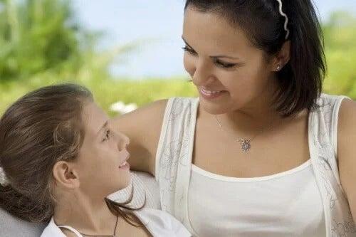 A importância da confiança entre você e seu filho