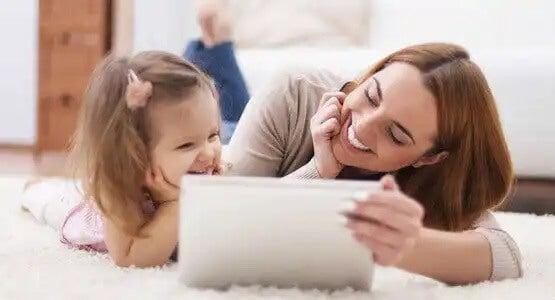 A paternidade na era digital.
