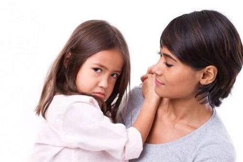 Lista das coisas que mais incomodam as crianças