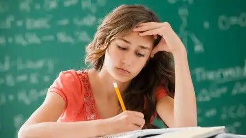 Como lidar com a frustração nos estudos.