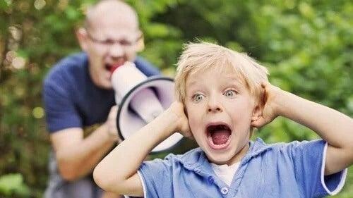 Quando os pais não dão o exemplo
