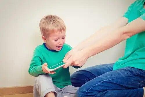 Como lidar com o vício em tablets?
