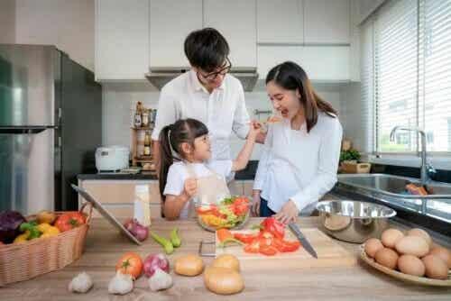 Os 6 melhores aplicativos de cozinha para crianças