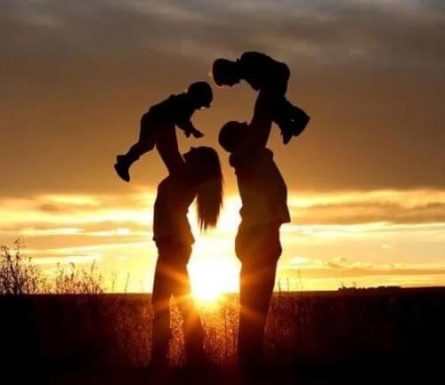 10 dicas para ter uma família unida