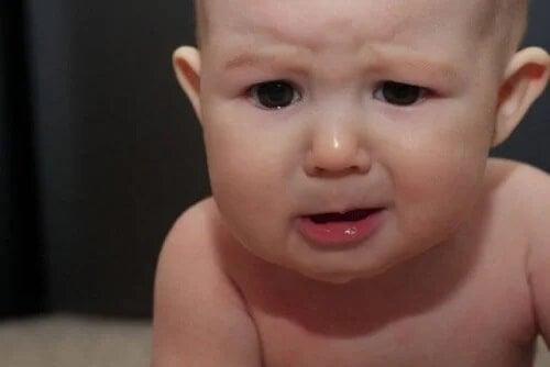 O que fazer se o seu bebê estiver vomitando