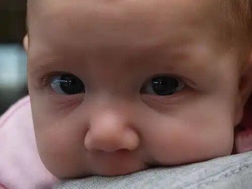 Descubra o que fazer quando o bebê estievr vomitando.