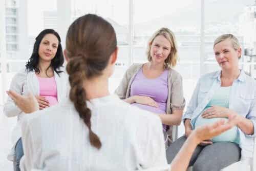 Para que servem os consultoras de amamentação?