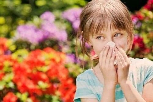 Como evitar a rinite alérgica em crianças?