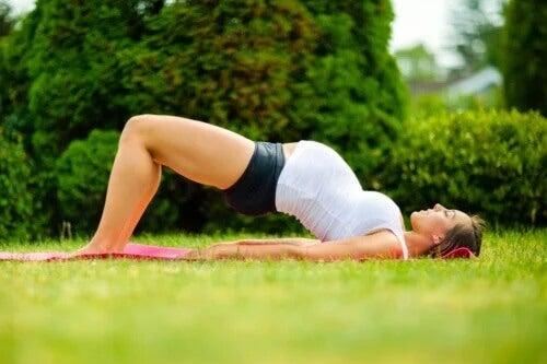 Exercícios de assoalho pélvico para grávidas