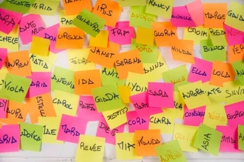 30 nomes diferentes e bonitos para meninas